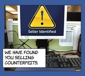 Suffolk trading standards counterfeit crackdown storyboard exert